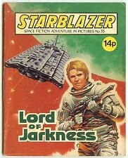 Starblazer 35 (1980) high grade copy - Carlos Pino artwork
