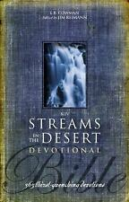 NIV Streams in the Desert Bible : 365 Thirst-Quenching Devotions by Zondervan...
