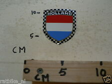 STICKER,DECAL HOLLAND ROOD WIT BLAUW