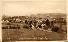 Maiden Newton. View from Frome Hill # MDTH 3 by Frith.