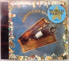 World Party (Karl Wallinger) - Message In The Box CD Single (CD 1990) + 3 Extra