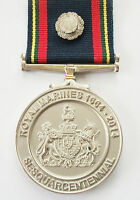 ROYAL MARINES 350TH ANNIVERSARY COMMEMORATIVE MEDAL 1664-2014