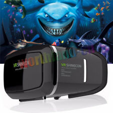 3D Virtual Reality Shinecon VR BOX Game Google Glasses For Iphone/Samsung/LG/HTC