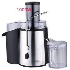 Centrifuga estrattore di succo per frutta e verdura 1000 W NUOVO