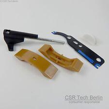 2x Gleitschiene + Halter + Dichtung  Nockenwellenversteller  Audi VW Skoda Seat