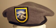 USAF Air Force Special Operations Weather Team Flash Beret Obsolete Rare  7  56