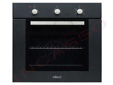 Forno Elleci Plano FGSP60140NS elettrico A incasso cucina Granitek 40 Full Black