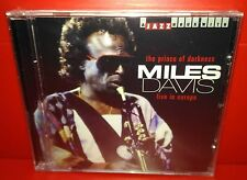 CD MILES DAVIS - PRINCE OF DARKNESS - NUOVO NEW