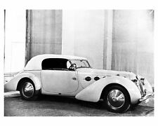 1938 ? Talbot Lago Cabriolet by Figoni and Falaschi Factory Photo uc5562