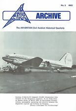 AIR-BRITAIN ARCHIVE JUL 85: MAGISTER-II/ FLYING SCHOOLS 27-8/ DH.60/ REGISTERS