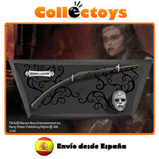 Varita Magica de Bellatrix Lestrange con display - Varita de Harry Potter - Wand