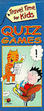 Quiz Games Pad (Travel Time for Kids), , New Book