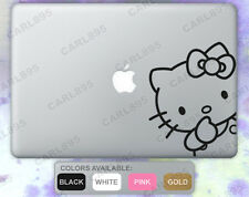 Hello Kitty Cute Vinyl Decal for Macbook Air/Pro