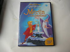 DVD Merlin l'enchanteur  DISNEY n° 20