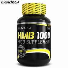 HMB 180 Tablets Lean Ripped Muscle Build Growth Anabolic Recovery Fat Burner