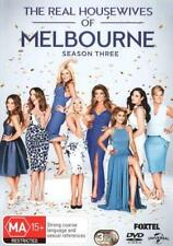 THE REAL HOUSEWIVES OF MELBOURNE - SEASON 3 -  DVD - UK Compatible