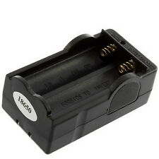 US Plug 18650 Li-ion Battery Travel Wall Home Charger 110-240V UL