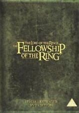 The Lord of the Rings: The Fellowship of the Ring Extended DVD New Sealed UK R2
