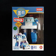 Robocar Poli Transformer POLI transformable figure set Authentic toy by Academy