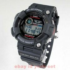 CASIO G-SHOCK GWF-1000-1JF FROGMAN Multiband 6 Radio Solar Power From Japan ST