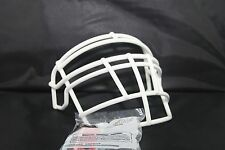 Schutt Football Helmet Facemask White CHIEFS DOLPHINS RJOP-DW NEW w/hardware!