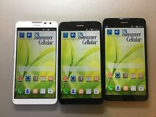 Lot of (3) - Huawei Ascend Mate2 (MT2-L03) - Read Condition