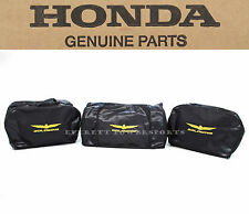New Honda Saddlebag Trunk Liners Set 06-16 Goldwing 1800 Luggage Bag Set #L74