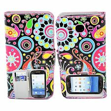 Leather Phone Wallet Case Cover Phone Accessory For Samsung Galaxy S3 III i9300
