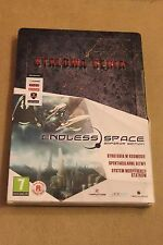 Steelbook - Endless Space - Emperor Edition PC DVD - Polish/English + STEAM