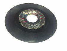 """The 3 THREE Friends Dedicated (To the Songs I Love) 7"""" vinyl 45 rpm IMPERIAL"""