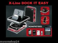 X-Line Dock it easy Dockingstation für alles iPhones / iPods u. iPads NEU & OVP