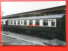 PHOTO  PULLMAN COACH - CAR NO 357