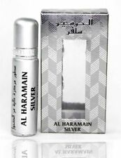 Silver by Al Haramain Arabian Perfume with Sultry Spicy Warm Fragrance 10ml