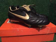 BNIB NIKE AIR LEGEND FG ZOOM TOTAL 90 SOCCER FOOTBALL BOOTS CLEATS 8,5 7,5 42