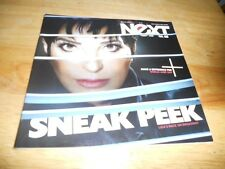 NeXT Mag Liza 101 Minnelli Her Fans Her Mom Broadway Return AIDS Day 2008 Gay