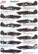 Authentic Decals 1/72 HAWKER HURRICANE IIB Fighter