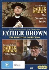 Father Brown: The Definitive Collection (Film + TV Series) NEW R4 DVD