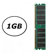 1GB DDR400 MHz 266 PC-32000 Non-ECC Laptop Desktop PC DIMM Memory RAM 184 Pins