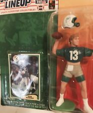 DAN MARINO 1994 STARTING LINE UP FIGURE W/COLLECTOR CARD MIAMI DOLPHINS