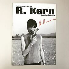 Richard Kern: Scumbag Super-8's. Signed by Kern. Lydia Lunch