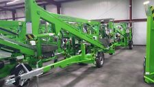 NEW 2016 Nifty TM34MG Manual Gas Towable Man Niftylift 40' Work Height