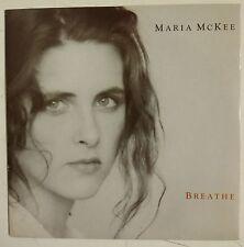 """Maria McKee Breathe single 7"""" UK 1989"""