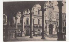 Italy, Padova, Piazza Unita d'Italia Postcard, B252
