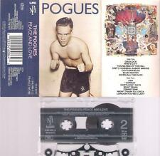 THE POGUES  Peace and love   RARE   DIFFICULT  cassette    COLLECTORS PUNK