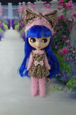 Blythe Doll Basaak Outfit Handcrafted clothing fancy Halloween costume # 60-2