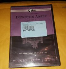 LIMITED EDITION : Downton Abbey - Season 1 (DVD, 3-Disc Set) NEW AND SEALED