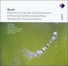 Bruch: Works for Clarinet & Viola, New Music