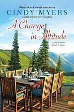 Cindy Myers - Change In Altitude (2014) - Used - Trade Paper (Paperback)