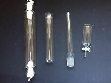 Four Pieces Of Laboratory Glassware (B11)