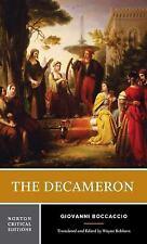 The Decameron (Norton Critical Editions), Boccaccio, Giovanni, New Book
